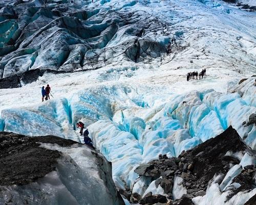 24. Franz Josef Glacier, South Island, New Zealand